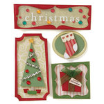 Karen Foster Design - Christmas Collection - Stacked Stickers - Christmas