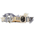 Karen Foster Design - In Memory Collection - Stacked Statements - 3 Dimensional Adhesive Title - In Memory