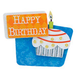 Karen Foster Design - Lil' Stack Stickers - Birthday