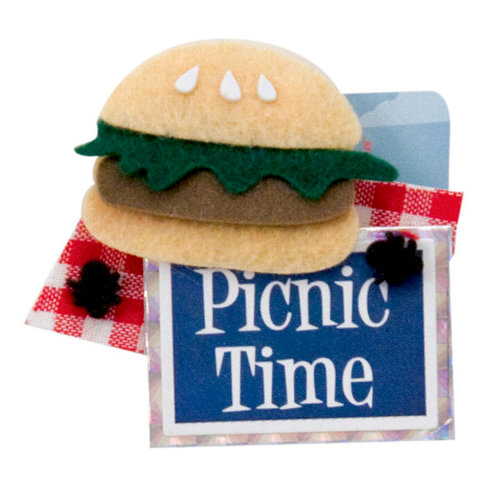 Karen Foster Design - Lil' Stack Stickers - Picnic