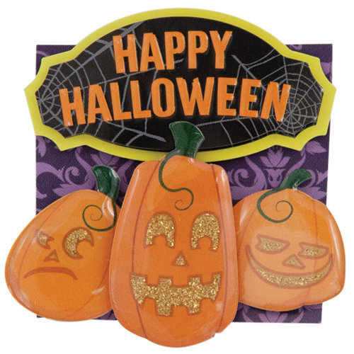 Karen Foster Design - Halloween Collection - Lil' Stack Stickers - Halloween