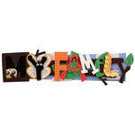 Karen Foster Design - Kid's Ancestry Collection - Stacked Stickers - My Family