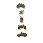 Karen Foster Design - Off Road Collection - Mini Charms