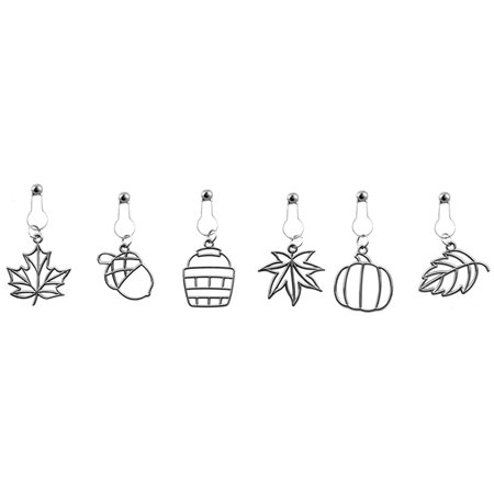 Karen Foster Design - Thanksgiving and Autumn Collection - Autumn Charms