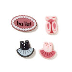 Karen Foster Design - Ballet Collection - Keepsake Brads