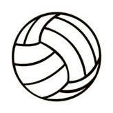 Karen Foster Design - SPORTS-ments Collection - Self Adhesive Metal Plates - Volleyball