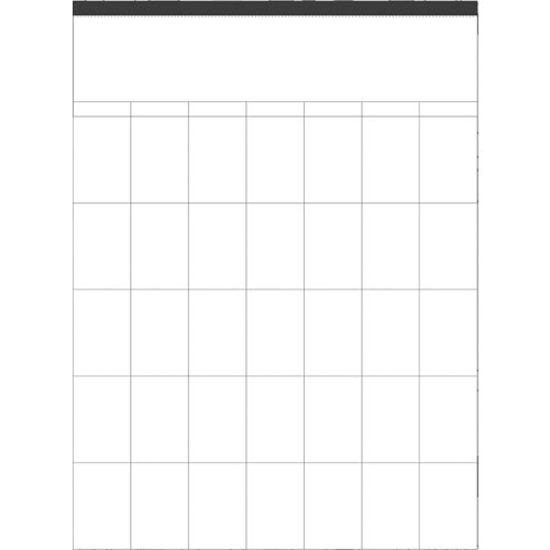 Karen Foster Design - Wall Calendar Grid Refill - Messages and Memories