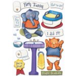 Karen Foster Design - Potty Training Collection - Sticker - Potty Training