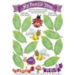 Karen Foster Design - Stickers - My Family Tree