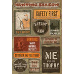 Karen Foster Design - Hunting Collection - Cardstock Stickers - The Hunt