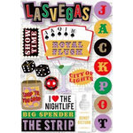 Karen Foster Design - Destination Stickers - Las Vegas