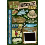 Karen Foster Design - Cardstock Stickers - Fish Tales