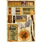Karen Foster Design - Cardstock Stickers - Upland Hunting