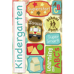 Karen Foster Design - Grade School Collection - Cardstock Stickers - Kindergarten