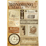 Karen Foster Design - Ancestry Collection - Cardstock Stickers - Honoring The Past