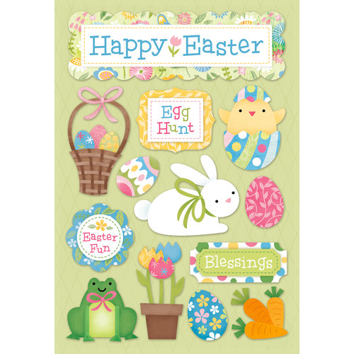 Karen Foster Design - Easter Collection - Cardstock Stickers - Easter Fun