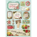 Karen Foster Design - Mom Collection - Cardstock Stickers - A Very Special Mom