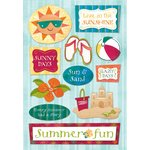 Karen Foster Design - Sunny Days Collection - Cardstock Stickers - Sunny Days