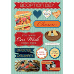 Karen Foster Design - Cardstock Stickers - Adoption Day