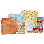 Karen Foster Design - Scrapbook Kit - Let's Party