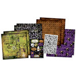 Karen Foster Design - Scrapbook Kit - Halloween Delights