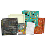 Karen Foster Design - School Collection - Scrapbook Kit - Time to Learn