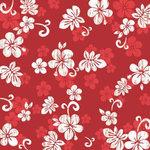 Karen Foster Paper - Red Hawaiian Shirt, CLEARANCE