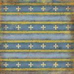 Karen Foster Paper - Knight Stripe, CLEARANCE