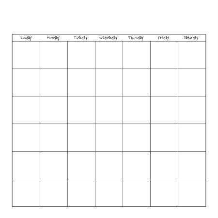 Karen Foster Design - Calendar Grid