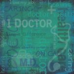 Karen Foster Design - Paper - Public Heroes Collection - Doctor Collage
