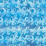 Karen Foster Design - Water Fun Collection - 12 x 12 Paper - Makin Waves