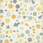 Karen Foster Design - Brother Collection - 12 x 12 Paper - Brother to Brother