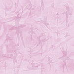 Karen Foster Design - Ballet Collection - 12 x 12 Paper - Ballet Silhouettes