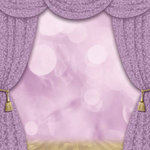 Karen Foster Design - Ballet Collection - 12 x 12 Paper - Dance Stage