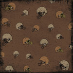 Karen Foster Design - Football Collection - 12 x 12 Paper - Helmets