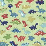 Karen Foster Design - 12 x 12 Paper - Baby Dinos