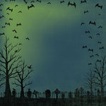Karen Foster Design - Halloween Collection - 12 x 12 Paper - Fright Night