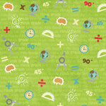 Karen Foster Design - Grade School Collection - 12 x 12 Paper - Fifth Grade