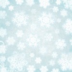 Karen Foster Design - Winter Sports Collection - 12 x 12 Paper - Winter Day