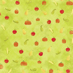 Karen Foster Design - Autumn and Thanksgiving Collection - 12 x 12 Paper - It's Harvest Time
