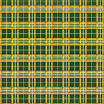 Karen Foster Design - St. Patrick's Day Collection - 12 x 12 Paper - Irish Plaid