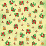 Karen Foster Design - Kid's Ancestry Collection - 12 x 12 Paper - Family Flock