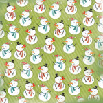 Karen Foster Design - Winter Collection - 12 x 12 Paper - Chilly Friends