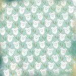 Karen Foster Design - 12 x 12 Paper - Baby Boy Onesies