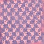 Karen Foster Design - 12 x 12 Paper - Baby Girl Onesies