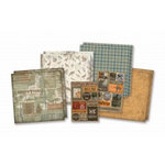 Karen Foster Design - Hunting Collection - Hunting Scrapbook Kit