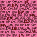 KI Memories - Love Elsie - Betty Collection - Fabric Paper - Betty Love Factory, BRAND NEW