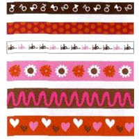 KI Memories - Love Elsie - Betty Collection - Ribbon - Betty Big Ribbon, CLEARANCE