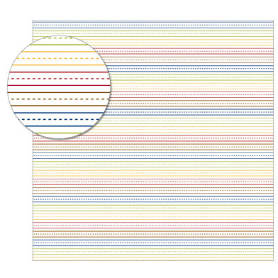 KI Memories - School Days Collection - 12 x 12 Frosty Patterns Paper - Penmanship
