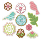 KI Memories - Enchanting Collection - Rubber Stickers - Softies
